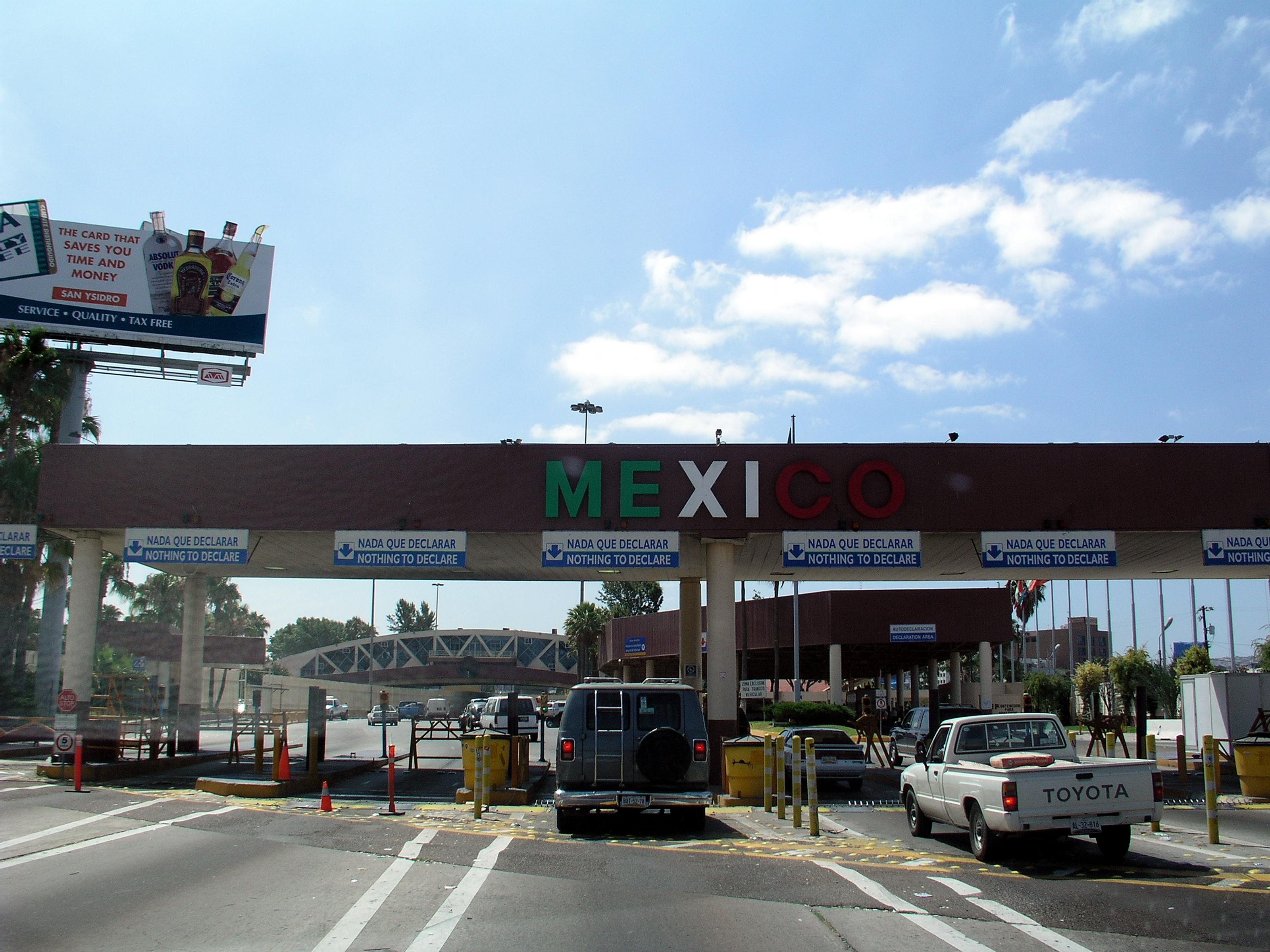 The US/Mexico Border